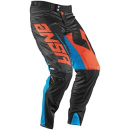 Answer Racing Mens Trinity MX Pants Black