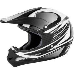 Cyber UX-23 Dyno MX Helmet Silver