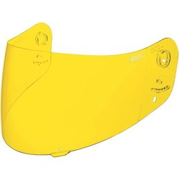 Yellow Icon Replacement Proshield For Airframe Alliance Domain Ii Full Helmet