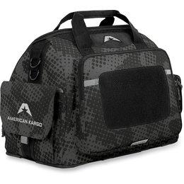 Black American Kargo Track Helmet Bag Gear Bag 2014