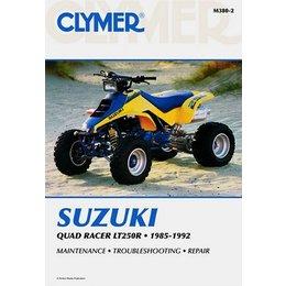 Clymer Repair Manual For Suzuki ATV LT250R LT-250R 85-92