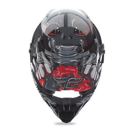 Fly Racing Youth Kinetic Invazion MX Motocross Offroad Riding Helmet Grey