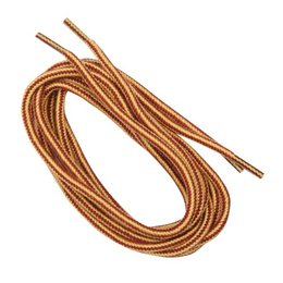 Brown Icon Replacement Laces For Sizes 8-10.5 Truant Boots Pair