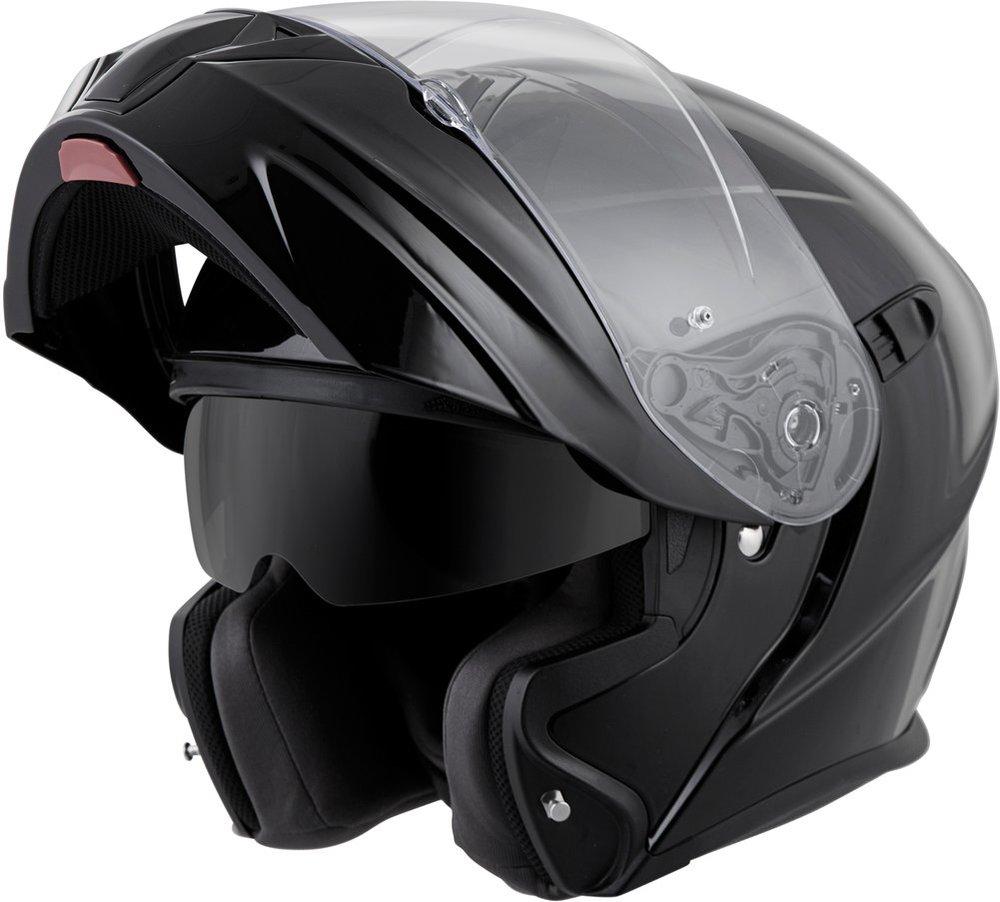scorpion exo gt920 solid modular helmet 991481. Black Bedroom Furniture Sets. Home Design Ideas