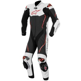 Alpinestars Mens Atem 1 Piece Leather Racing Suit Black
