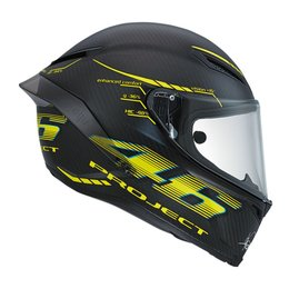 AGV Pista GP Project 46 2.0 Full Face Helmet Black