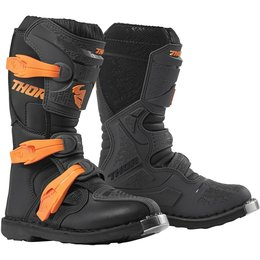 Thor Youth Boys Blitz XP Boots Grey