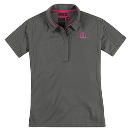 Charcoal Icon Womens Heiress Polo Shirt 2014