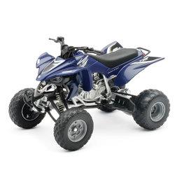 New Ray Toys 1:12 Scale Yamaha YFZ450 2008 ATV Toy Blue 42833A Blue