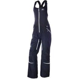 Klim Womens Alpine Gore-Tex Breathable Textile Bibs Black