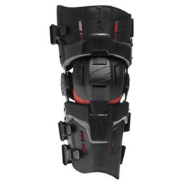 EVS RS9 Pro Knee Brace Carbon Fiber Black