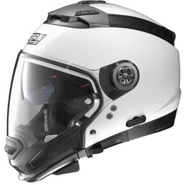 Nolan N44 Evo Full Face Helmet White