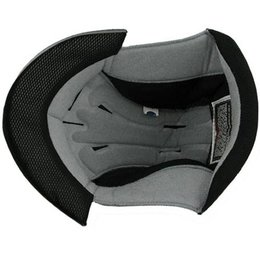 Black Afx Replacement Liner For Fx-5 Open Face Helmet 2007 And Up Models