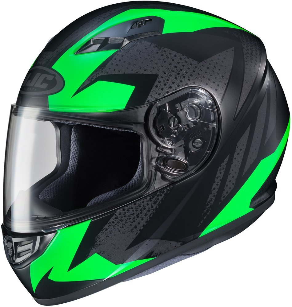 94 49 Hjc Cs R3 Csr3 Treague Full Face Motorcycle Helmet