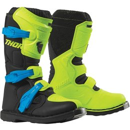 Thor Youth Boys Blitz XP Boots Black