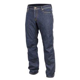 Alpinestars Mens Outcast Tech Denim Aramid Jeans Blue