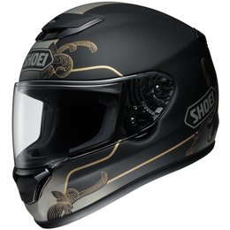 Shoei Womens Qwest Serenity Full Face Helmet Black