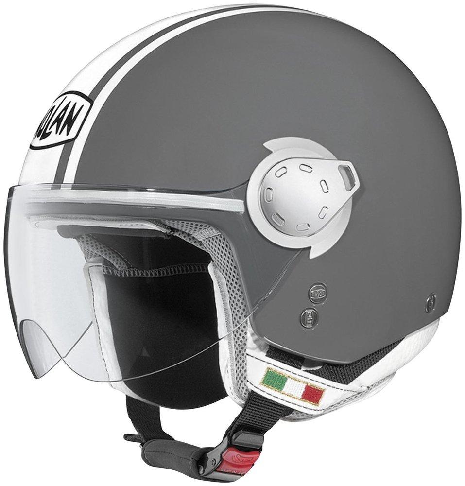 229 95 Nolan Mens N20 City Open Face Helmet 2014 195721