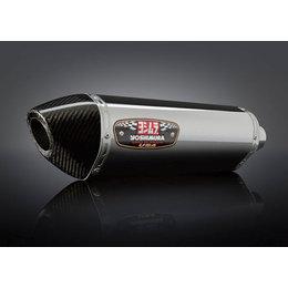 Stainless Steel Muffler/carbon Fiber End Cap Yoshimura R-77 Slip-on Muffler Stainless Carbon For Suzuki Gsx-r1000 2012-2013