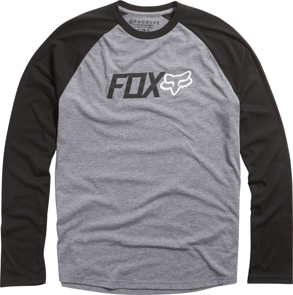 39 50 Fox Racing Mens Warmup Long Sleeve Tech T Shirt 222393