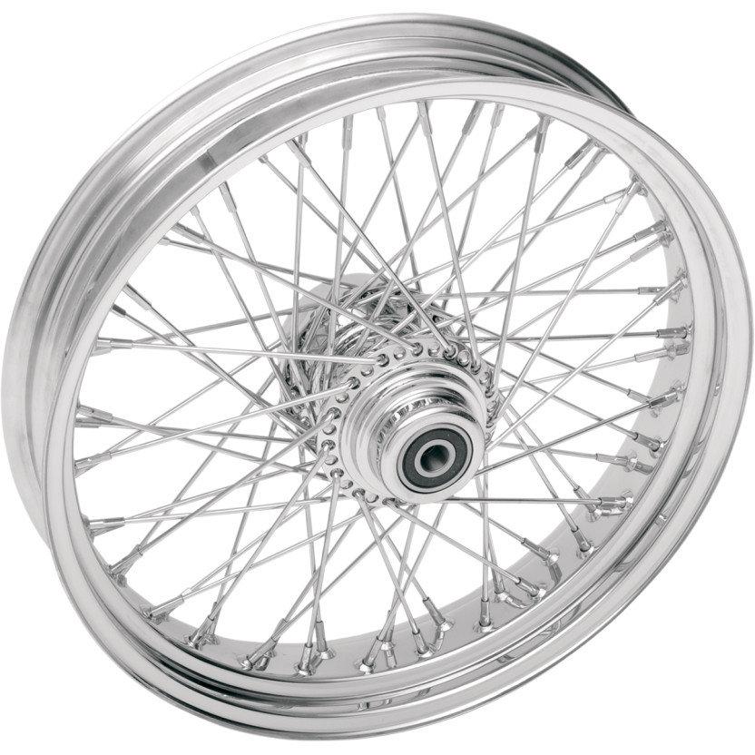 Drag Specialties 16x3 5 60 Spoke Laced Rear Wheel For Harley