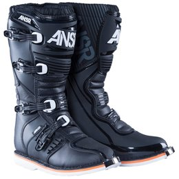 Answer Mens AR-1 AR1 Boots Black