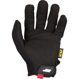 Mechanix Wear Mens The Original Multipurpose Textile Maintenance Work Gloves Black