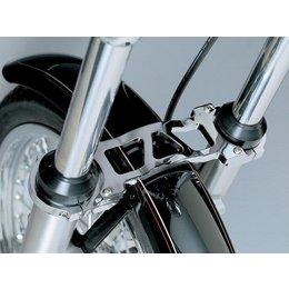 Chrome Kuryakyn Fork Brace For Harley Davidson Fxst Fxwg Fxdwg