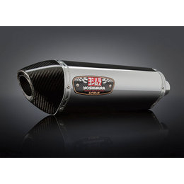 Stainless Steel Muffler/carbon Fiber End Cap Yoshimura R-77 Slip-on Muffler Stainless Stainless Carbon Honda Cbr1000rr 12-13