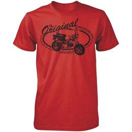 Red Honda Mens Z50 Mini Trail T-shirt 2013