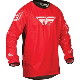 Red Fly Racing Mens Windproof Technical Jersey 2015