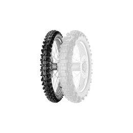 Metzeler MCE 6 Days Extreme Tire Front 90/90-21 M/C TT Bias Ply 54M M+S