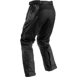Thor Mens Terrain Over The Boot Convertible Pants Black