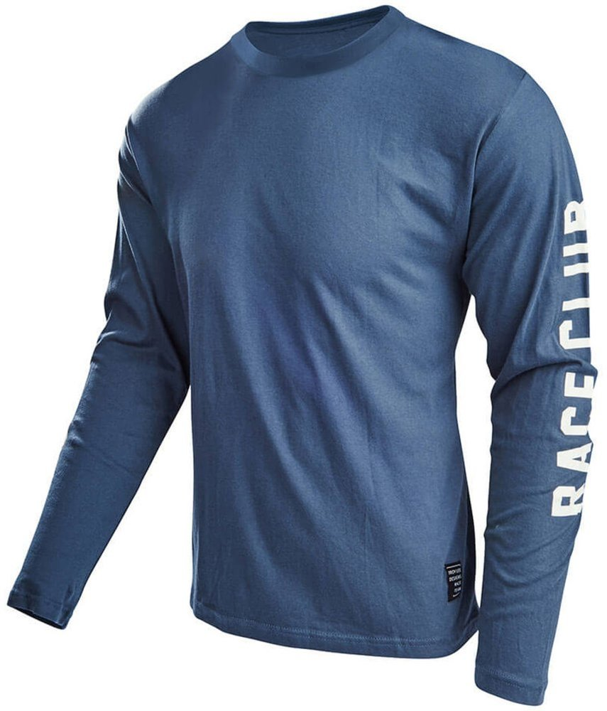 troy lee designs mens race club cotton blend long