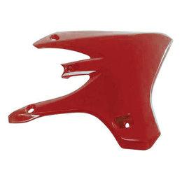 Red Polisport Radiator Shrouds For Honda Crf450r 05-08