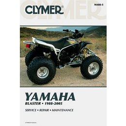 Clymer Repair Manual For Yamaha ATV Blaster YFZ-350 88-05
