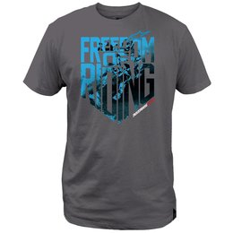 Alpinestars Mens Freedom Photo T-Shirt Grey