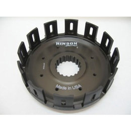 Hinson Billetproof Clutch Basket Aluminum For Honda CR125R CRF250