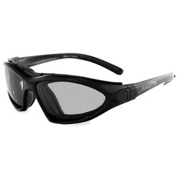 Black Bobster Photochromic Roadmaster Sunglasses Goggle