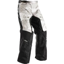 Thor Mens Terrain Over The Boot Convertible Pants Brown