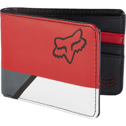 Fox Racing Mens Seca Badlands Wallet Red