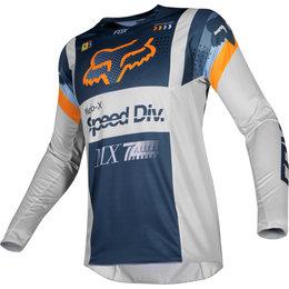 Fox Racing Youth Boys 360 Murc Jersey Grey