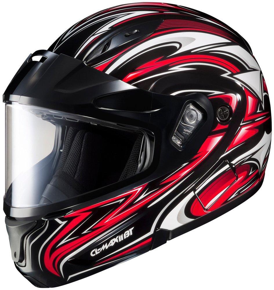 Single bar helmet