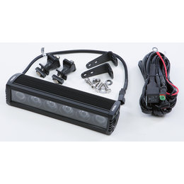 Open Trail 11.5 Inch Single Row LED ATV Light Bar With 10W Bulbs HML-4060 COMBO Unpainted