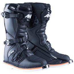 Answer Youth Boys AR-1 AR1 Boots Black