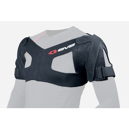 Black, Red Evs Sb05 Shoulder Brace Support 2014 Black Red
