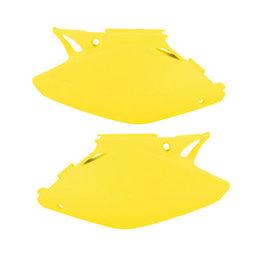Yellow Polisport Side Panels For Suzuki Rm-z450 08-11