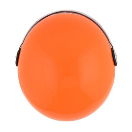 AFX FX-33 FX33 Open Face Scooter Helmet Orange