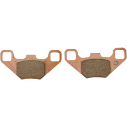 SBS ATV Off Road SI Sintered Front Brake Pads Single Set Only Polaris 905SI Unpainted