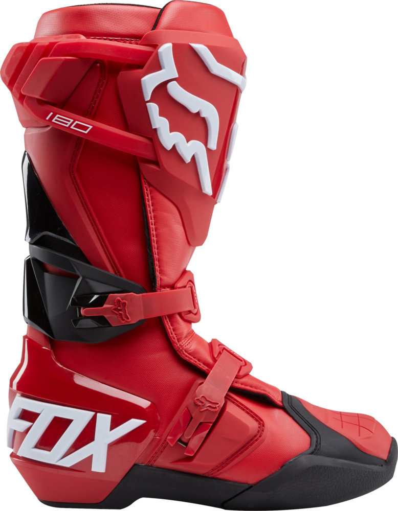 Full Face Cruiser Helmets >> $249.95 Fox Racing Mens 180 MX Boots #1063985